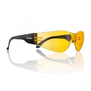 RED ROCK Brille - Gelb Big