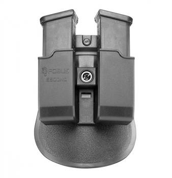 Double Magazine Pouch for Glock Double-Stack 9mm Magazines