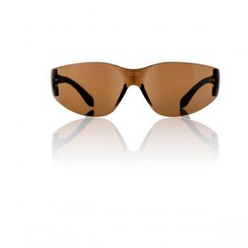 RED ROCK Goggles - Brown Small