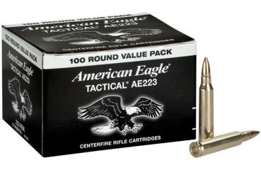 1000 Rounds Federal 223 Rem FMJ