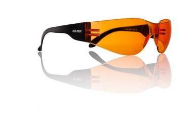 RED ROCK Brille - Orange Big
