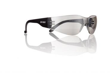 RED ROCK Goggles - Silver Small