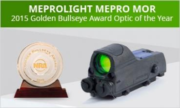 All-In-One Reflexvisier mit Laser Mepro MOR PRO
