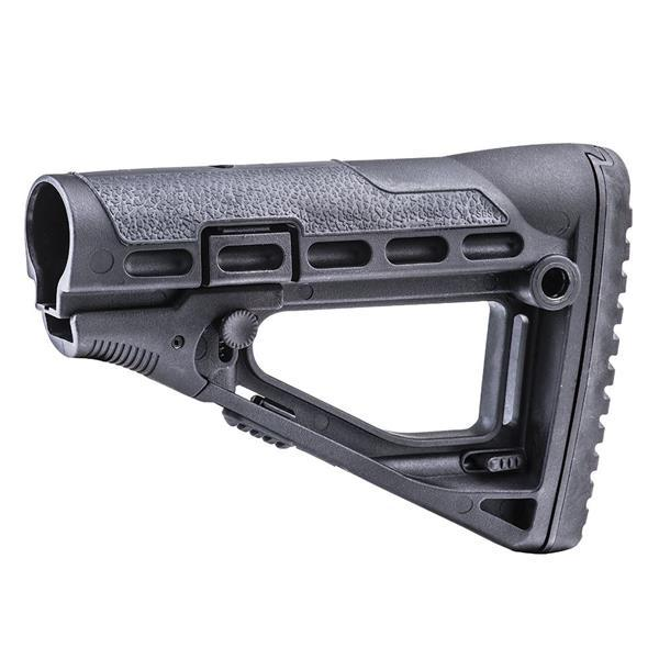 Skeleton Style Collapsible Stock - Black
