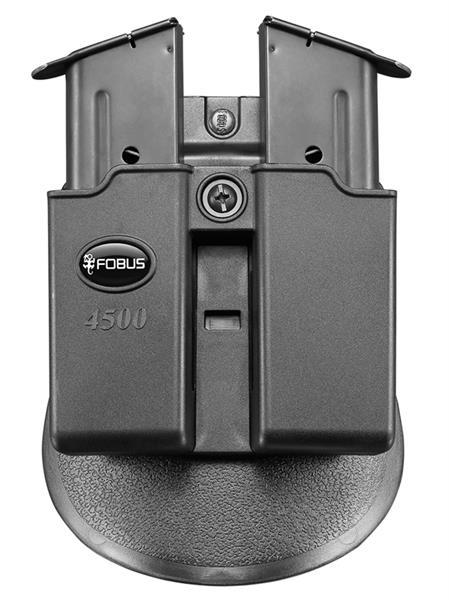 Double Magazine Pouch with Adjustment Screw