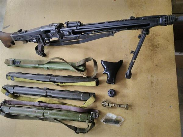Maschinengewehr MG42 8x57IS