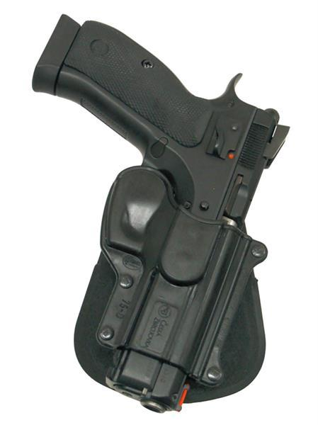 Passive Retention Holster