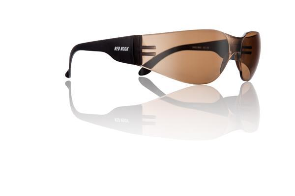 RED ROCK Brille - Braun Big