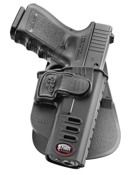 Trigger Locking Holster