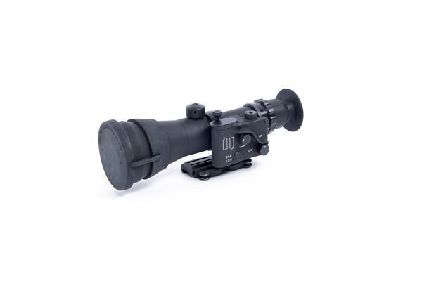 Nightvision Weapon Sight Mepro HUNTER X4 Green