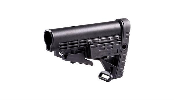 Collapsible Butt Stock - Black