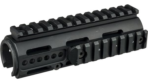 3 Picatinny Hand Guard Rails (MP5)